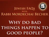 Why Do Bad Things Happen to Good People? (Becher)