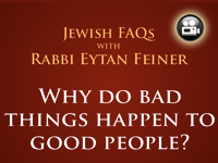 Why Do Bad Things Happen to Good People? (Feiner)